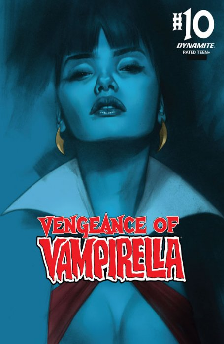 Vengeance of Vampirella #10