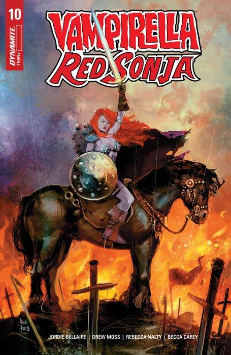 Vampirella - Red Sonja #10