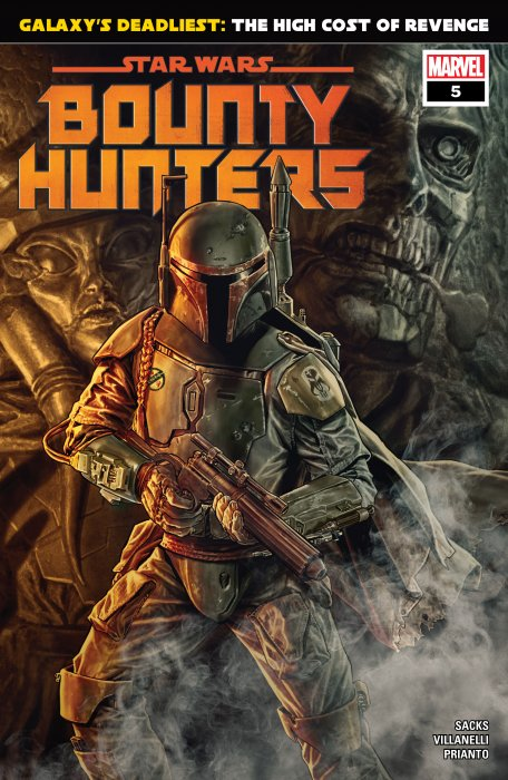 Star Wars - Bounty Hunters #5