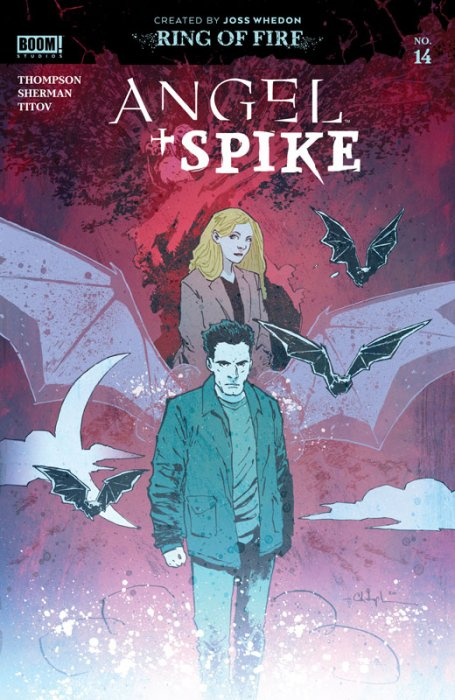 Angel & Spike #14