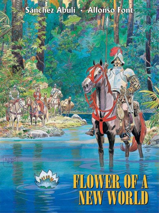 Flower of a New World #1