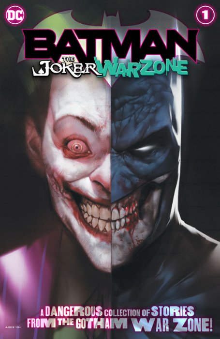 Batman - The Joker Warzone #1