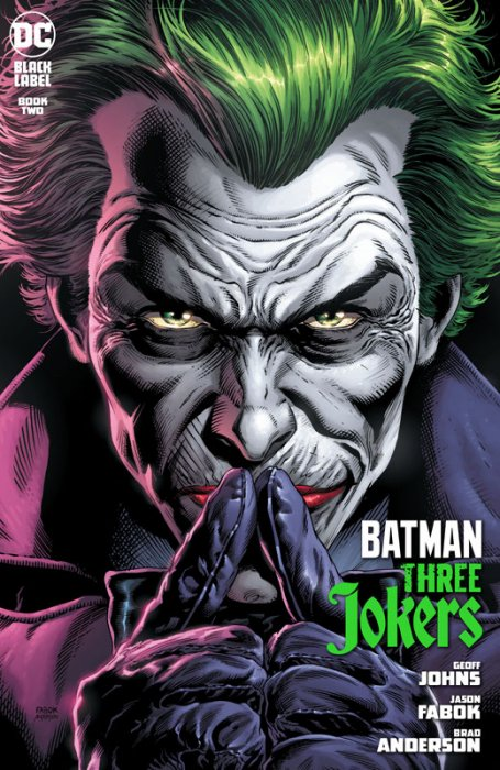 Batman - Three Jokers #2