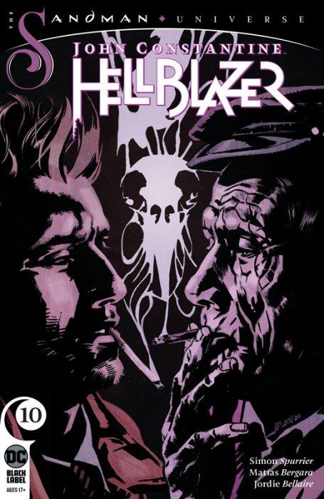 John Constantine - Hellblazer #10