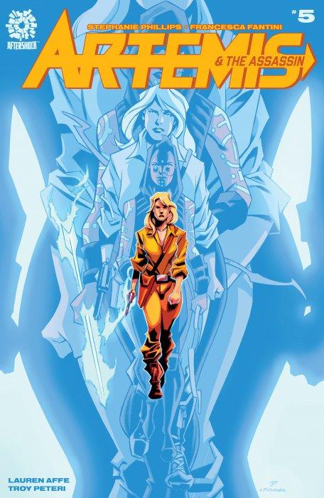 Artemis & the Assassin #5