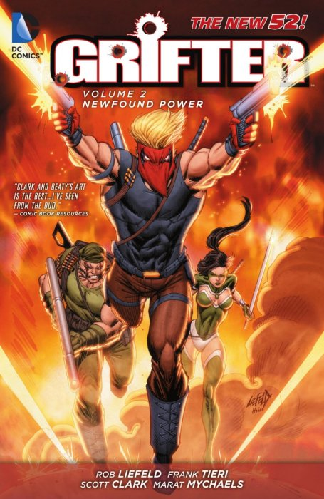Grifter Vol.2 - Newfound Power