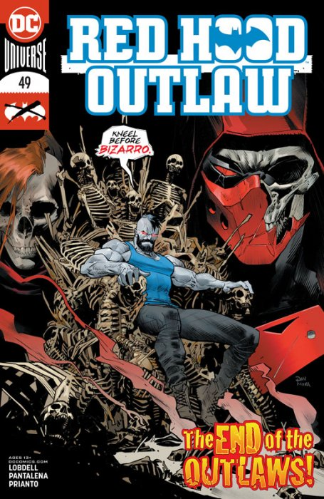 Red Hood - Outlaws #49