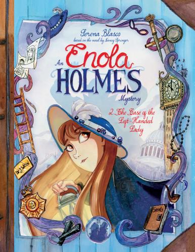 Enola Holmes Vol.2