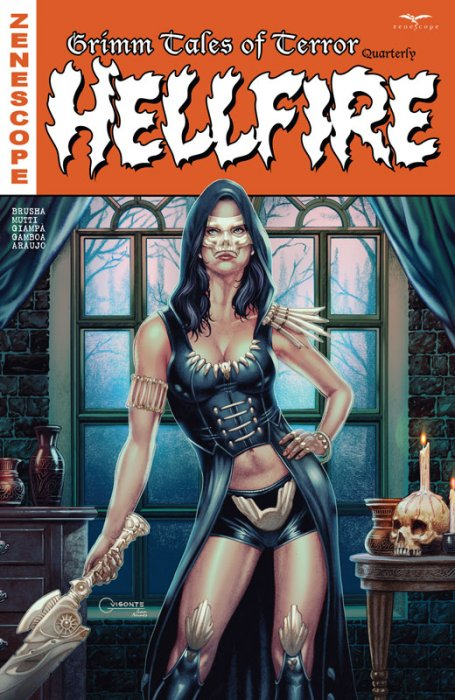 Grimm Tales of Terror Quarterly - Hellfire #1