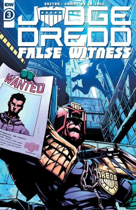Judge Dredd - False Witness #3