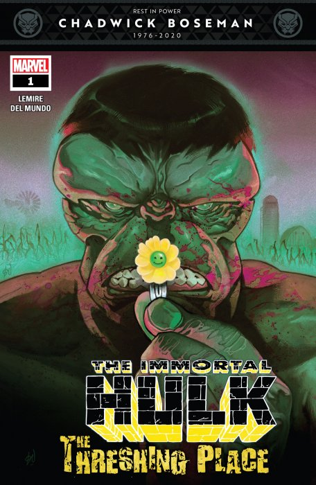 Immortal Hulk - The Threshing Place #1