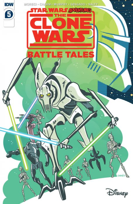 Star Wars Adventures - Clone Wars #5