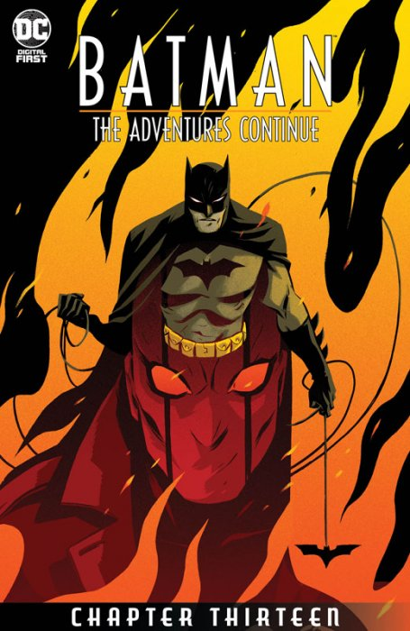 Batman - The Adventures Continue #13