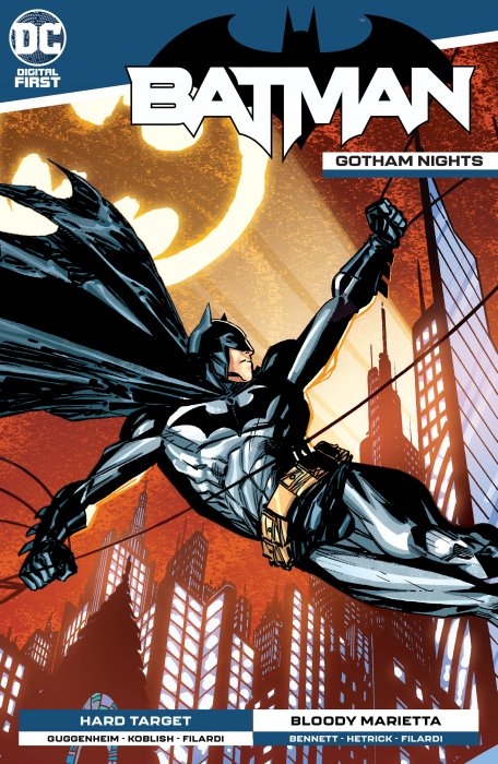 Batman - Gotham Nights #18
