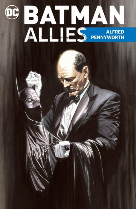 Batman Allies - Alfred Pennyworth #1 - TPB