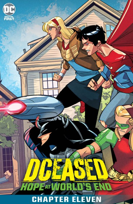 DCeased - Hope at World's End #11
