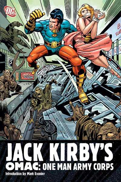 Jack Kirby's OMAC - One Man Army Corps #1 - HC/TPB