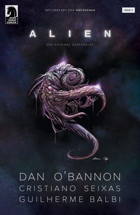 Alien - The Original Screenplay #3