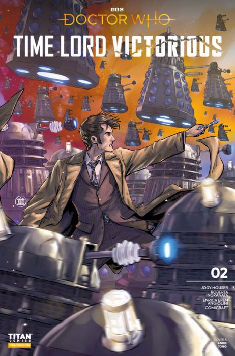 Doctor Who - Time Lord Victorious #2