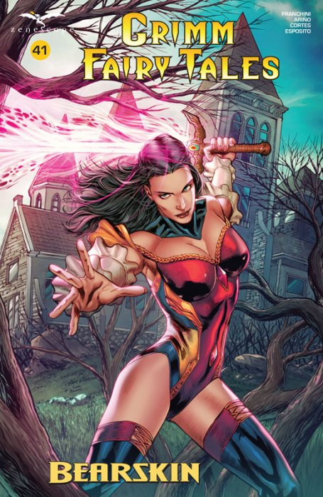 Grimm Fairy Tales Vol.2 #41