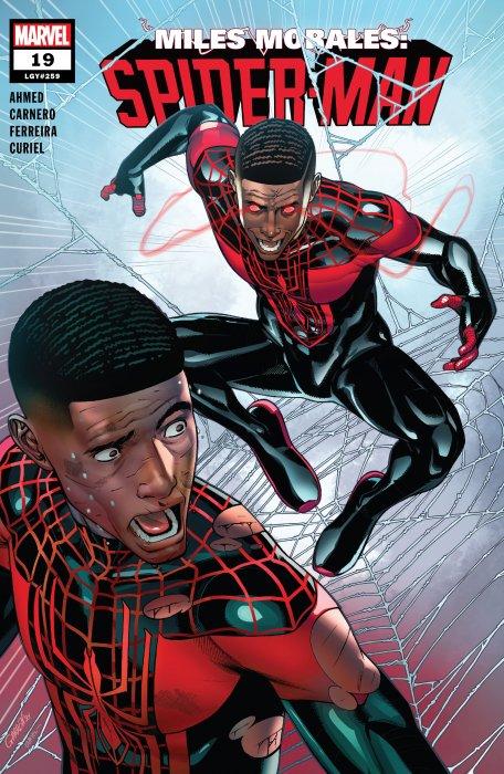 Miles Morales - Spider-Man #19