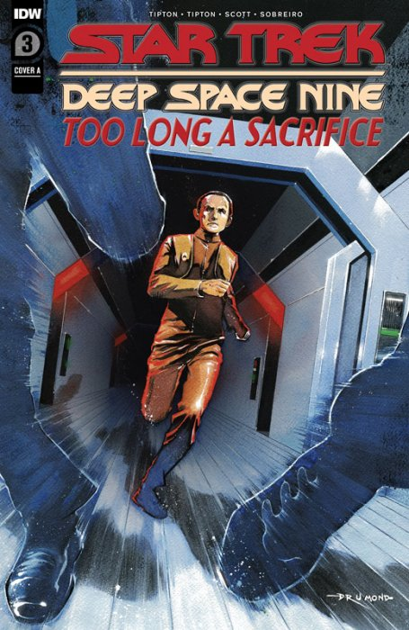 Star Trek - Deep Space Nine - Too Long a Sacrifice #3