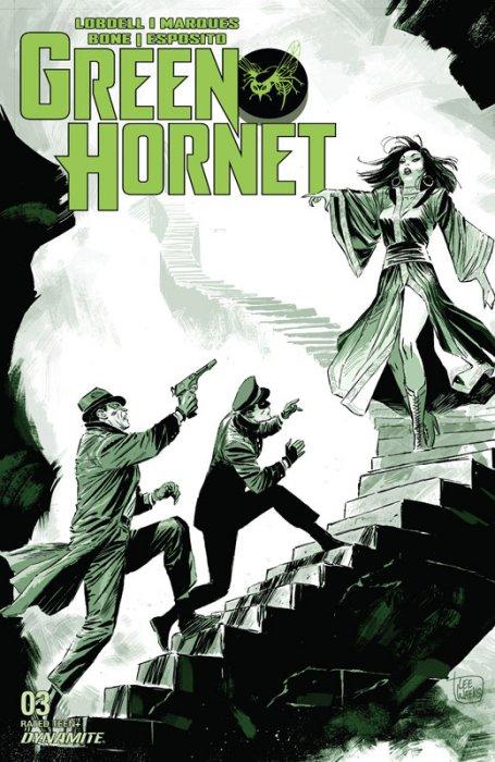The Green Hornet #3