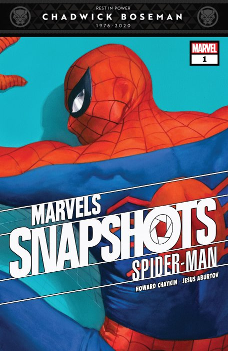 Spider-Man - Marvels Snapshot #1