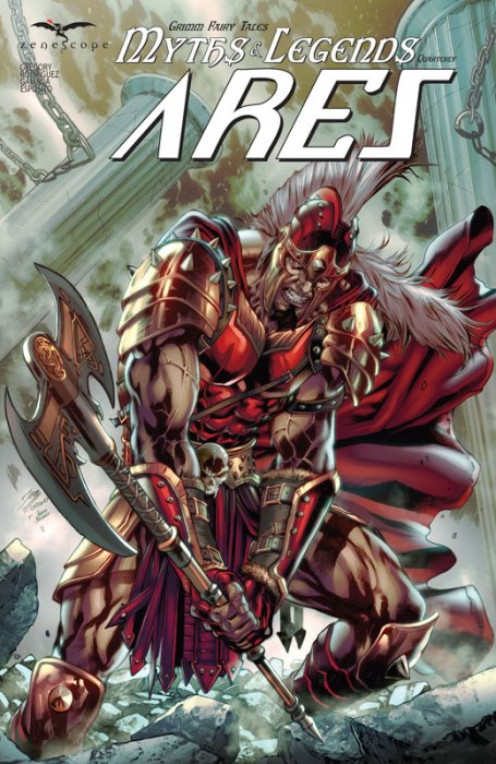 Grimm Fairy Tales Myths & Legends Quarterly - Ares #1