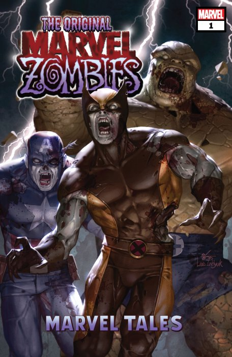 Original Marvel Zombies - Marvel Tales #1