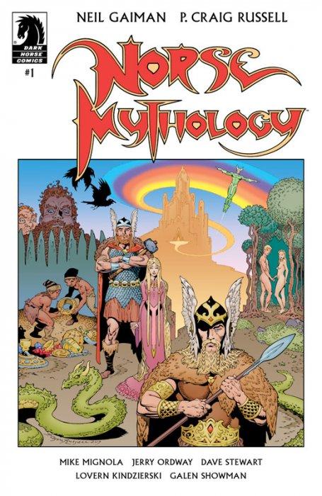 Norse Mythology #1