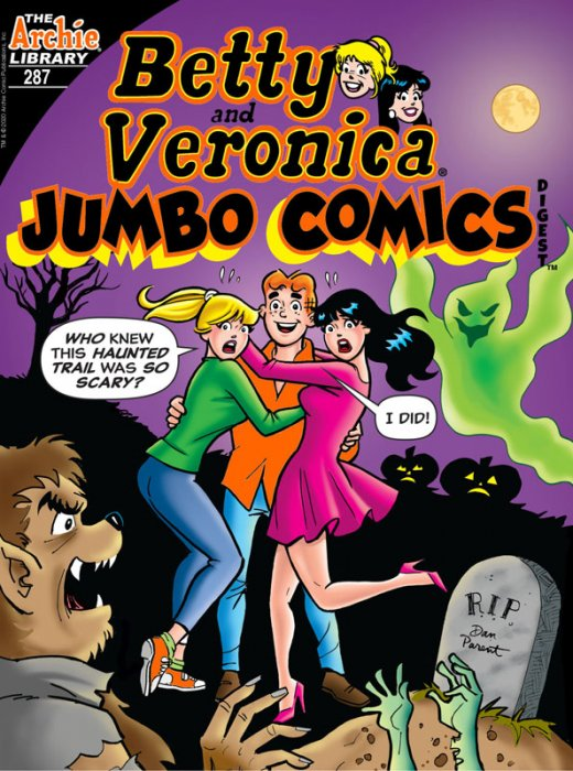Betty & Veronica Double Digest Magazine #287