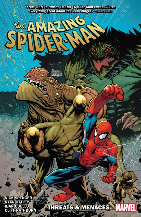 The Amazing Spider-Man Vol.8 - Threats & Menaces