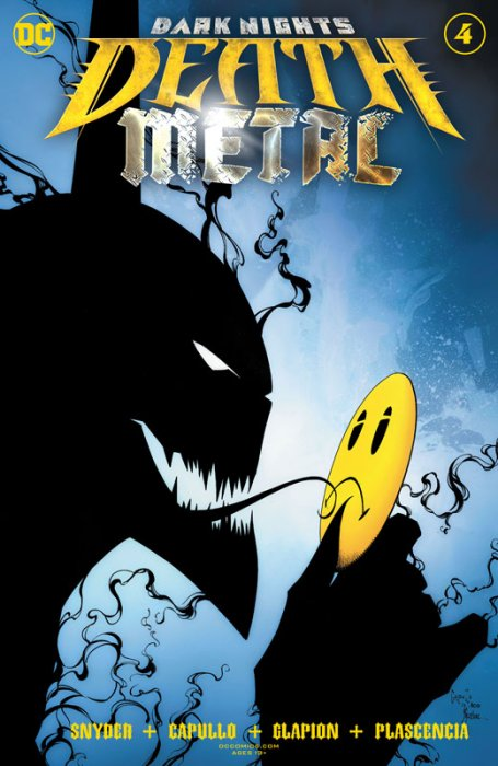 Dark Nights - Death Metal #4