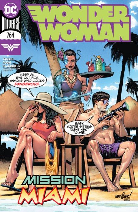 Wonder Woman #764