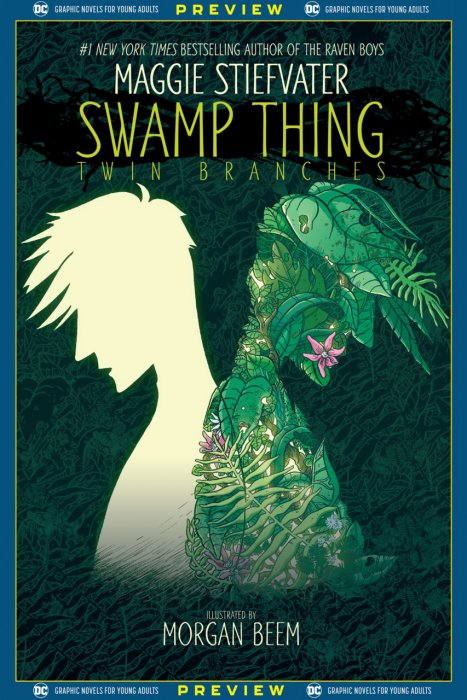 Swamp Thing - Twin Branches #1