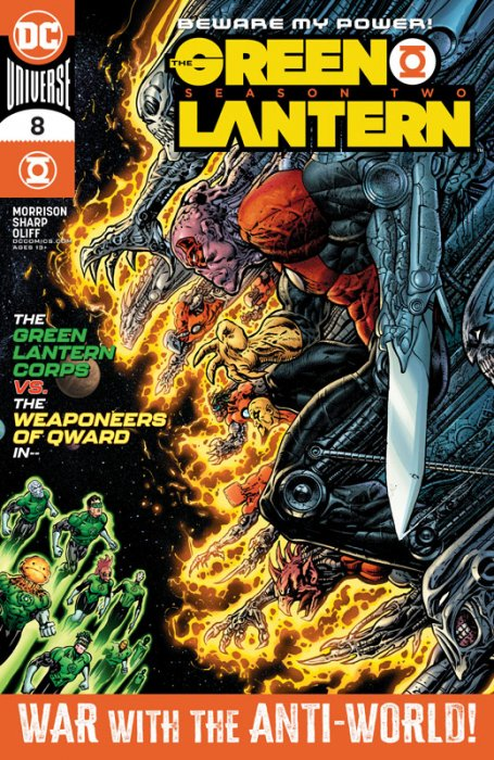 The Green Lantern - Season Two #8