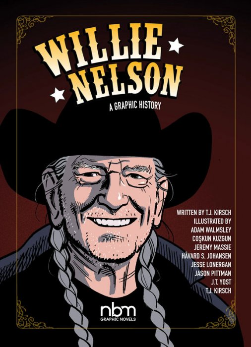 Willie Nelson - A Graphic History #1