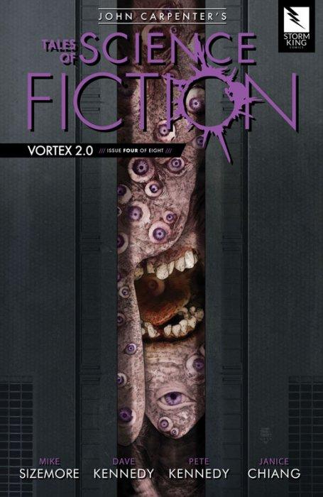 John Carpenter's Tales of Science Fiction - Vortex 2.0 #4
