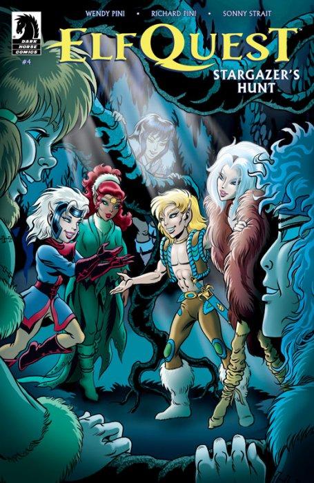 Elfquest - Stargazer's Hunt #4