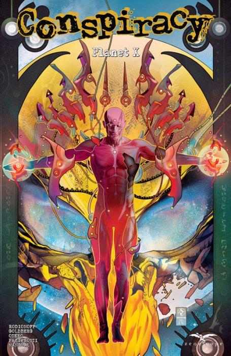 Conspiracy - Planet X #1