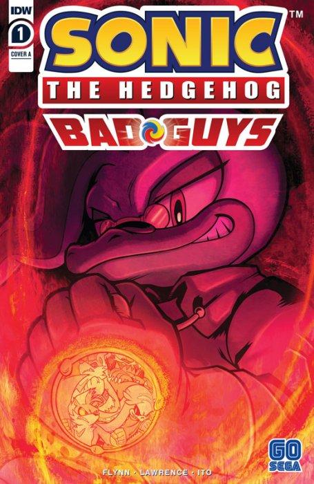 Sonic The Hedgehog - Bad Guys #1