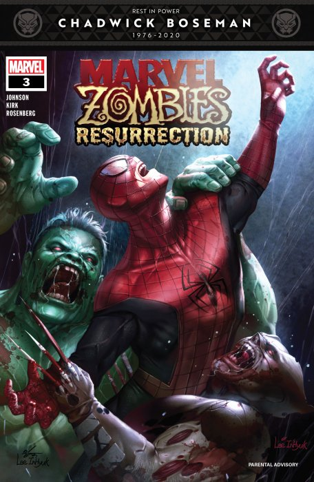Marvel Zombies - Resurrection #3