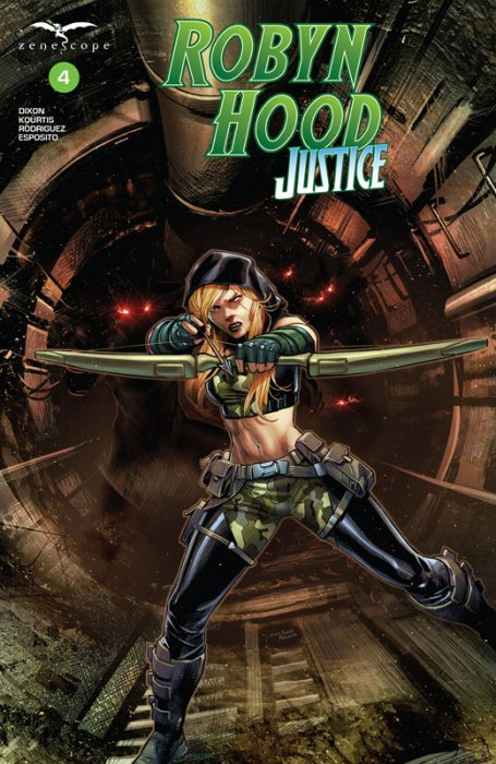 Robyn Hood - Justice #4