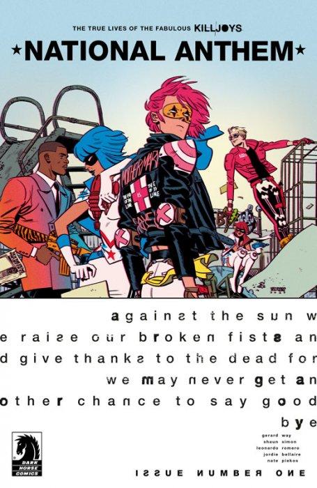 The True Lives of the Fabulous Killjoys - National Anthem #1