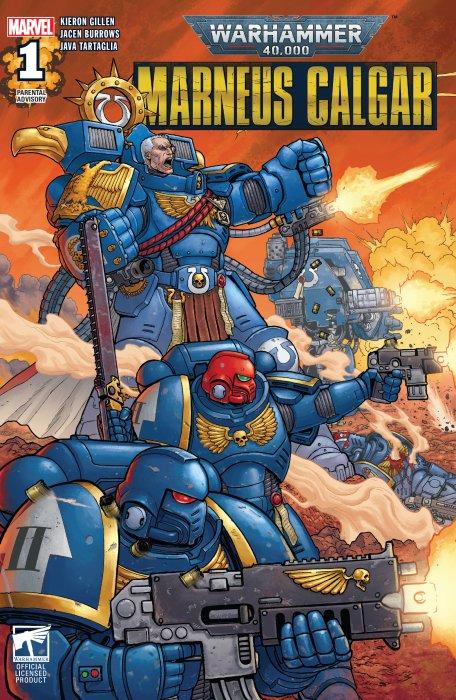 Warhammer 40,000 - Marneus Calgar #1