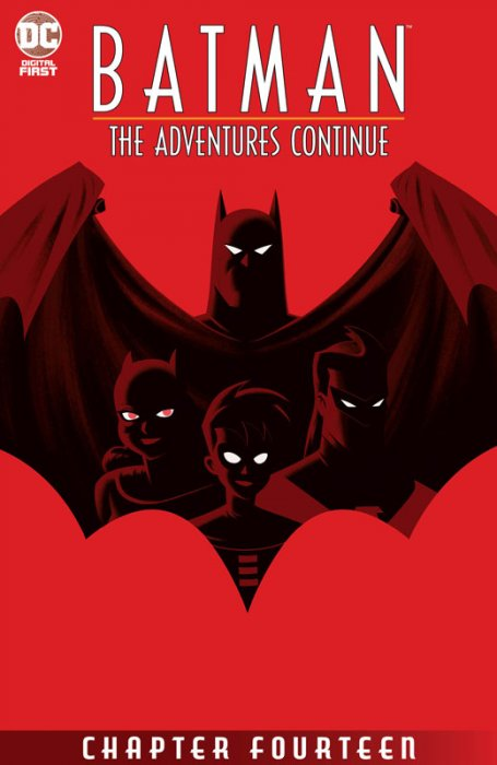 Batman - The Adventures Continue #14