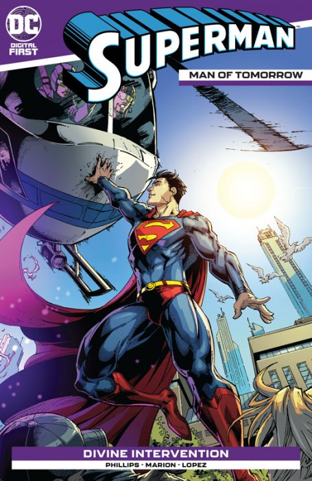 Superman - Man of Tomorrow #17