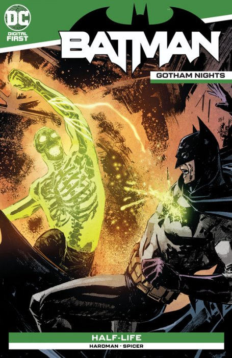 Batman - Gotham Nights #19
