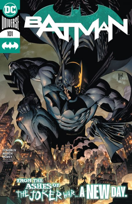 Batman Vol.3 #101
